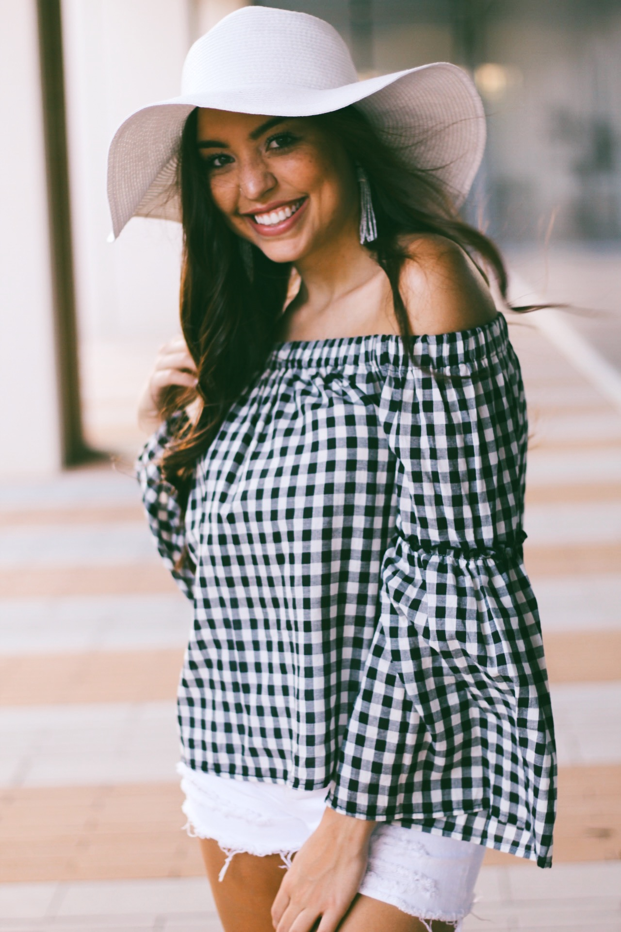 Trend Report: Giddy About Gingham