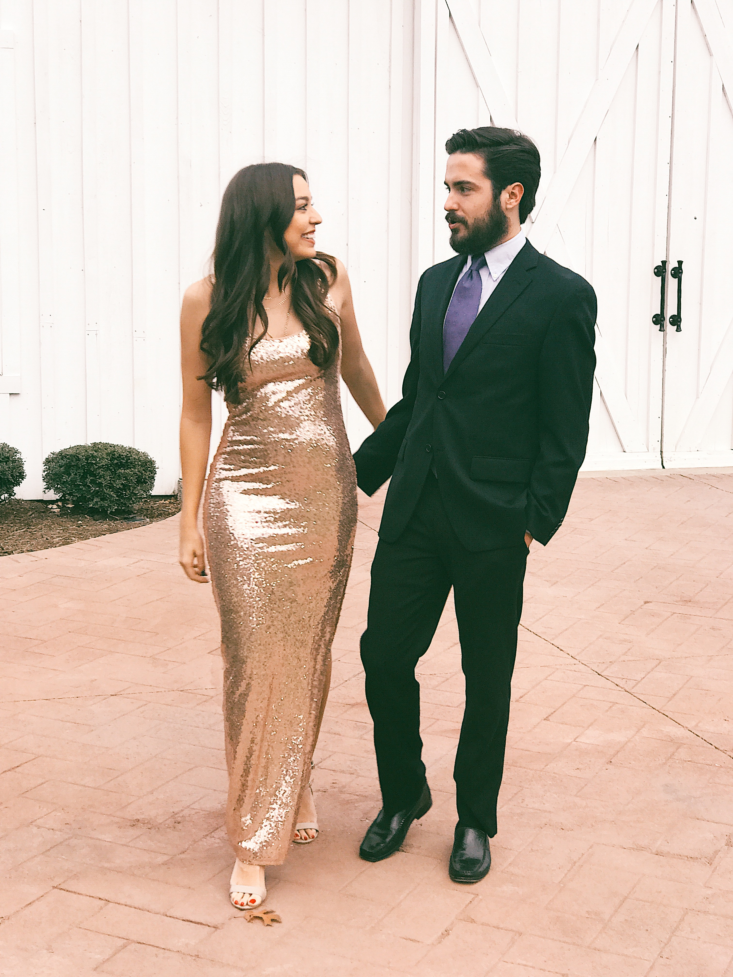 Wedding Festivities + The Perfect NYE Dresses