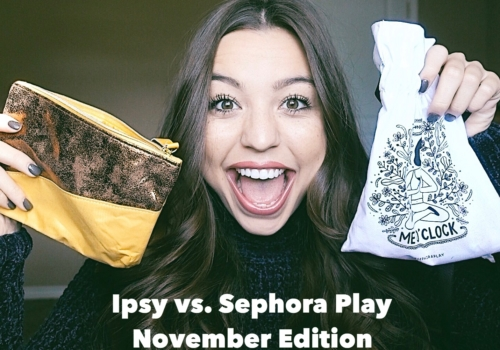 Sephora Play vs. Ipsy Subscription Boxes