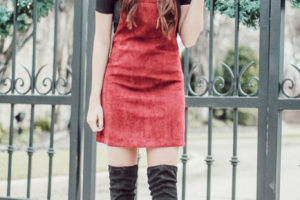 Transitional Overalls + Chit Chat